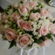 Bouquet con Rose Sweet Akito e Bovardia